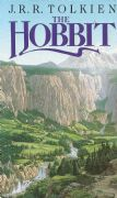 The Hobbit by JRR Tolkien Unwin paperback book (1989)
